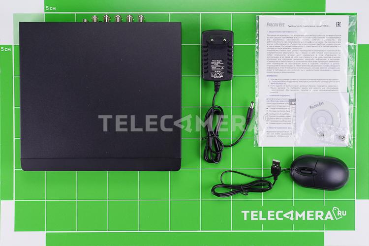 MHD-видеорегистратор 8-канальный FALCON EYE FE-MHD2108