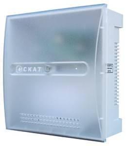 Источник питания SKAT V.4 П (для 4 камер) пласт. корпус