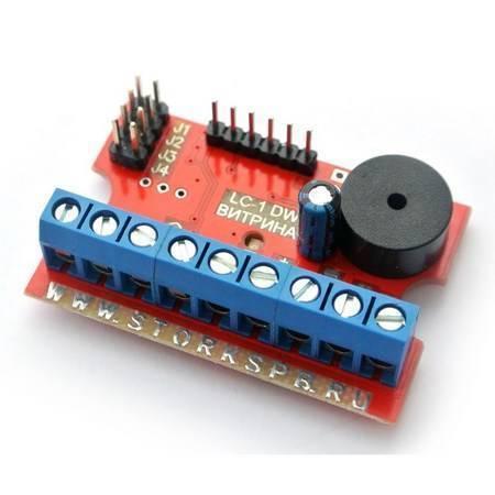 """Автономный контроллер STORK LC-1DW """"витрина"""""""