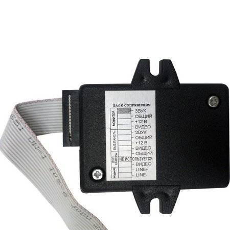 Блок сопряжения цифровой J2000-DF-Digital (v.2) АвтоОпрНомер