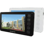Монитор видеодомофона TANTOS Prime VZ черный