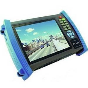 Тестовый монитор для проверки IP камер IPTEST 8600 AHD