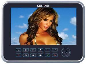 Монитор видеодомофона KENWEI KW-129C