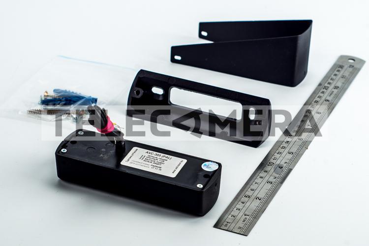 Вызывная панель ACTIVISION AVC-305 (PAL) чёрный