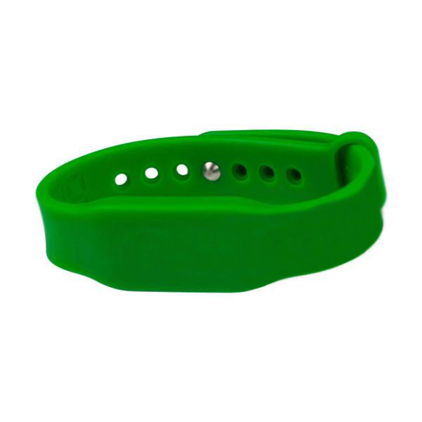 Браслет 1K Mifare зеленый