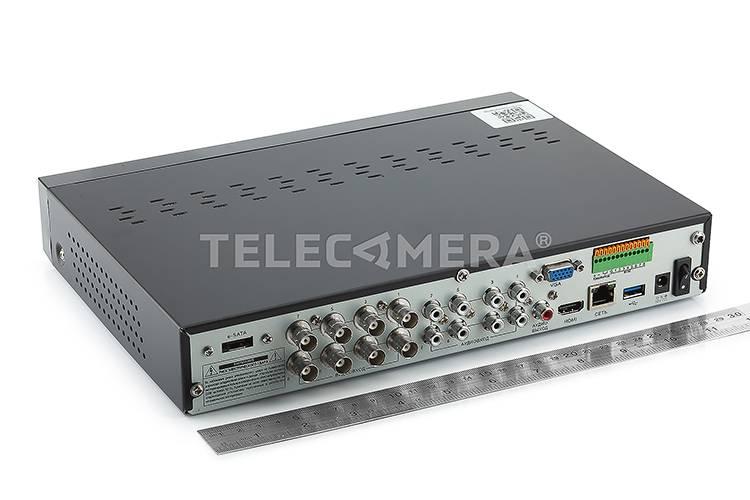 MHD видеорегистратор 8-канальный REDLINE RL-MHD8x