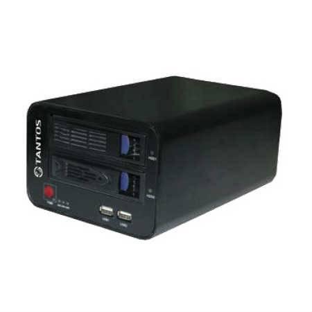 IP-видеорегистратор 16-канальный TANTOS TSr-NV1621 Standard
