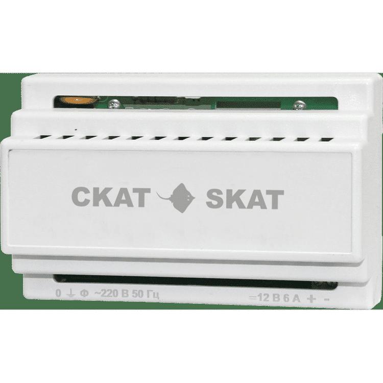 Источник бесперебойного питания Бастион SKAT-12-6,0-DIN