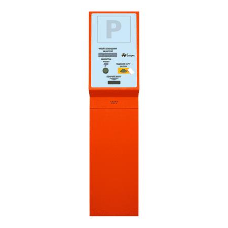 Въездная стойка CardPark