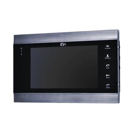 Монитор видеодомофона RVi-VD7-12M (черный)