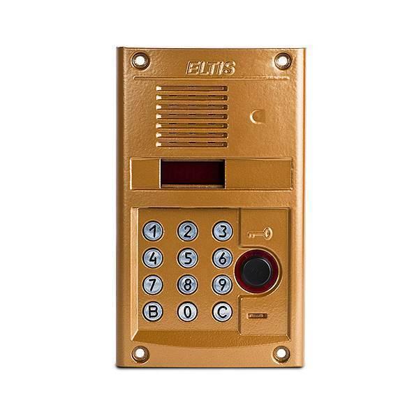 """Блок вызова ELTIS DP300-RDC24 (1036), """"золото"""""""