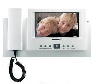 Монитор видеодомофона Commax CDV-71BQ