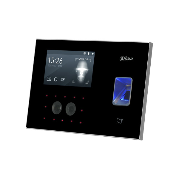 Терминал биометрический учета рабочего времени DAHUA DHI-ASA4214F-D