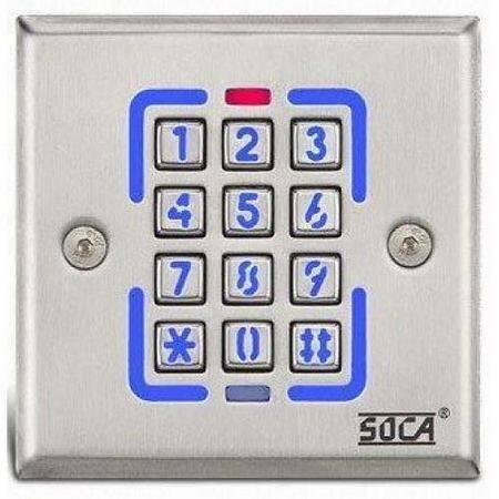 Кодовая панель Soca ST-228EA