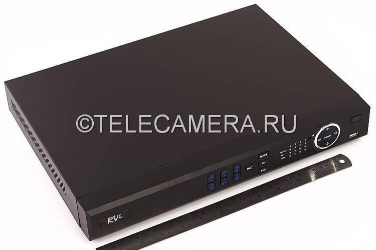 IP-видеорегистратор 16-канальный RVi-IPN16/2-PRO
