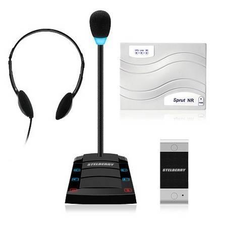 Комплекс переговорных устройств Stelberry SX-410