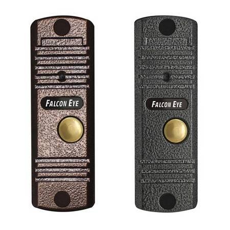 Блок вызова видеодомофона FALCON EYE FE-305C серебро