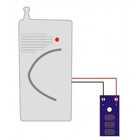 Датчик утечки воды J2000-JH-WD