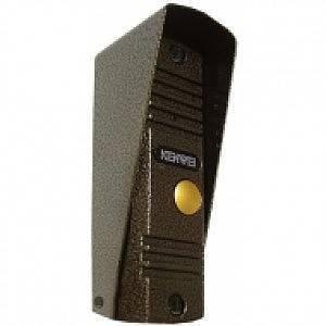 Блок вызова видеодомофона KENWEI KW-139MCS PAL медь