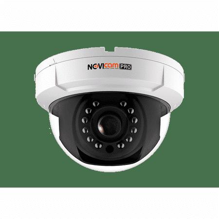 HD-TVI видеокамера купольная NOVICAM PRO TC21