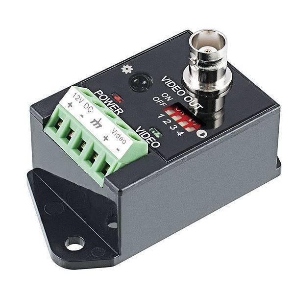 Приёмник видеосигнала по витой паре PV-LINK PV-351R