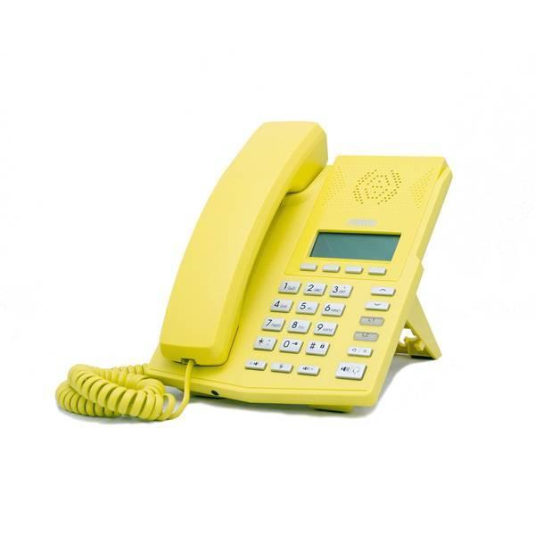 IP-телефон FANVIL X3P yellow