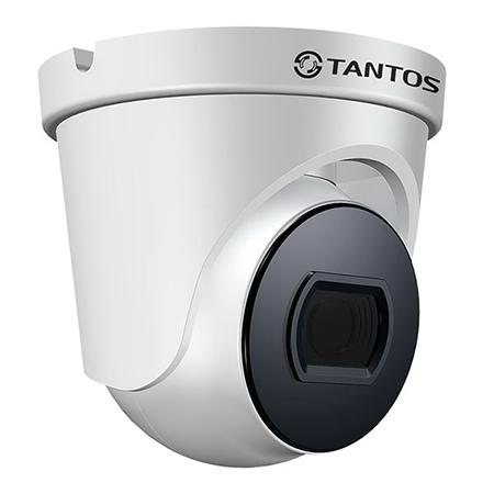 Уличная купольная видеокамера TANTOS TSc-E5HDf