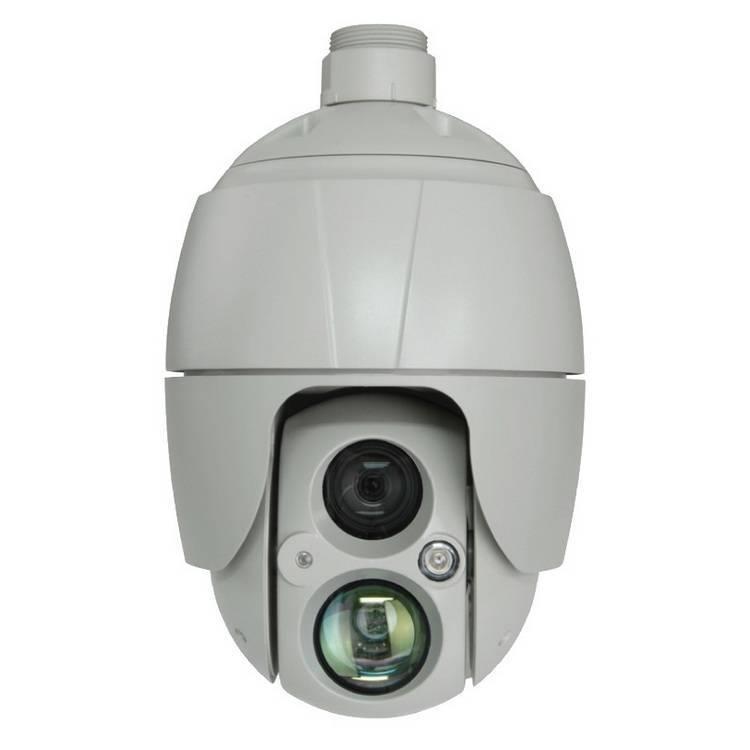 IP видеокамера поворотная SMARTEC STC-IPM3931A/2