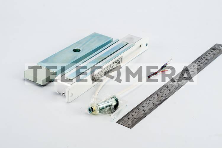 Замок электромагнитный ALER AL-300Premium (бел)