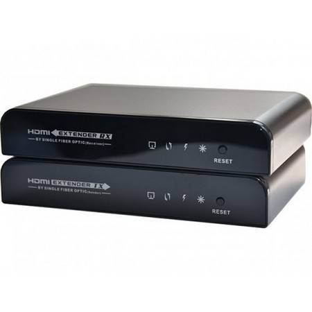 HDMI удлинитель по оптоволокну LENKENG LKV378