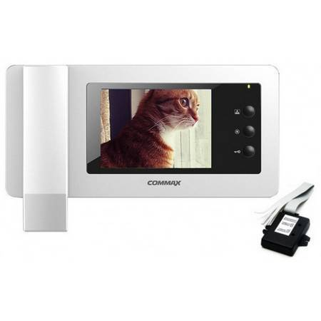 Монитор видеодомофона Commax CDV-43N/XL