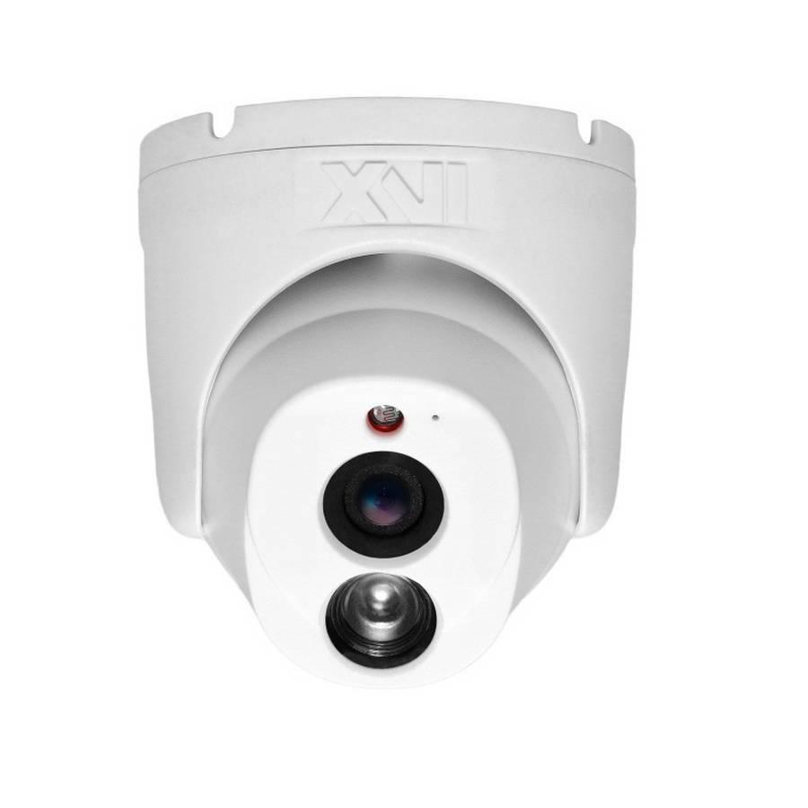 IP-видеокамера купольная XVI XI3204CIAP-IR