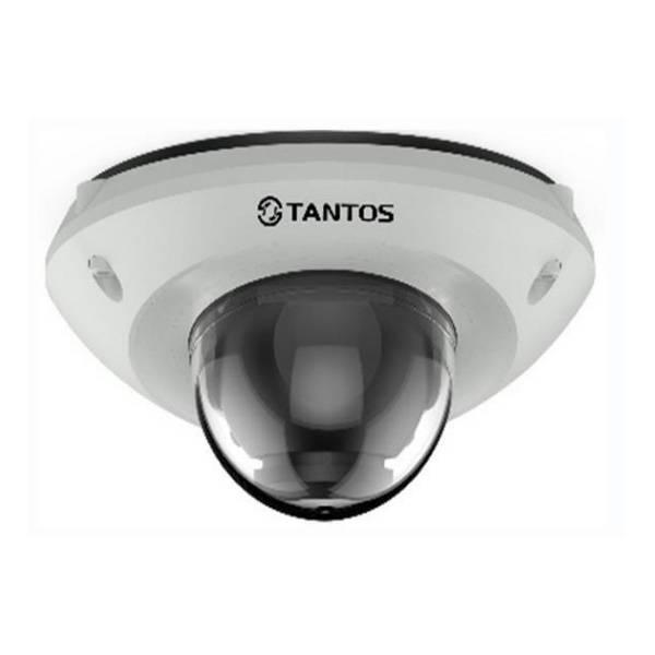 IP видеокамера антивандальная TANTOS TSi-Dn425FP (2.8)
