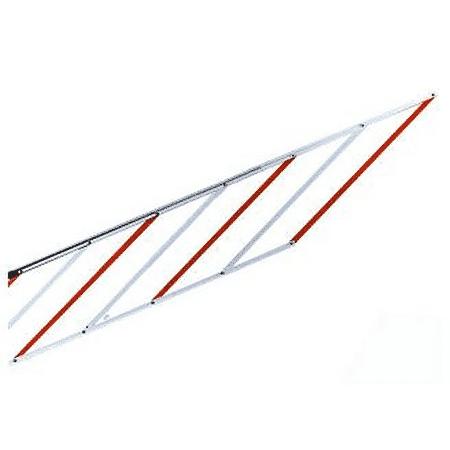 Решетка для рейки шлагбаумной NICE WA13