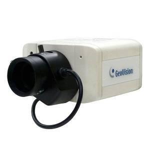 IP-видеокамера корпусная GEOVISION GV-BX3400-8V