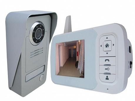 Беспроводной видеодомофон