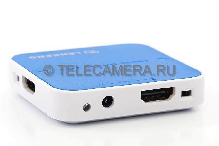 HDMI-сплиттер LENKENG LKV312N