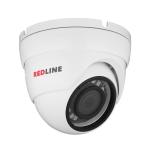 IP видеокамера антивандальная REDLINE RL-IP22P-D