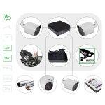 Комплект видеонаблюдения HD 5 Мп лайт для улицы