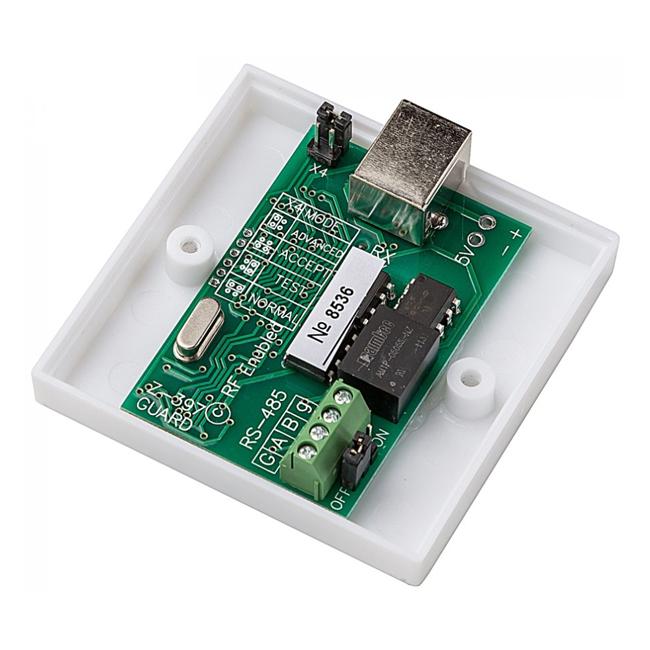 Конвертер IRON LOGIC Z-397 Guard (USB в RS-485)