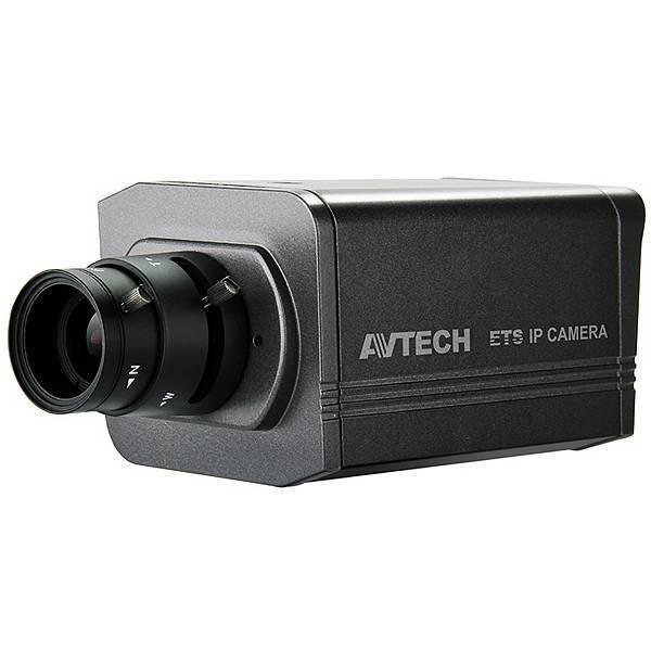 IP-видеокамера корпусная AVTech AVM500