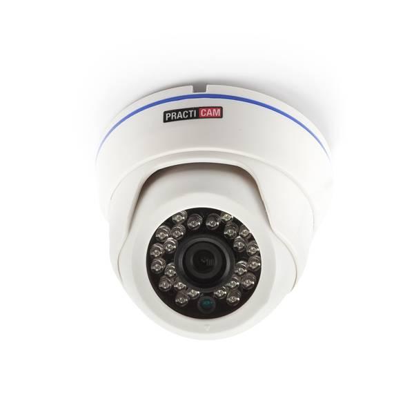 AHD видеокамера купольная PRACTICAM PT-AHD720P-C-IR.h42