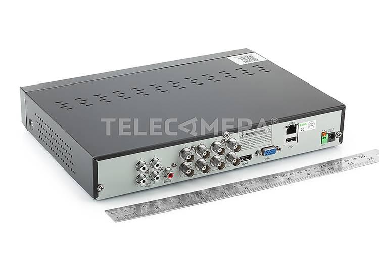 MHD видеорегистратор 8-канальный REDLINE RL-MHD8p