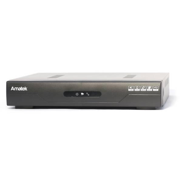 Видеорегистратор 4-канальный гибридный AMATEK AR-H44