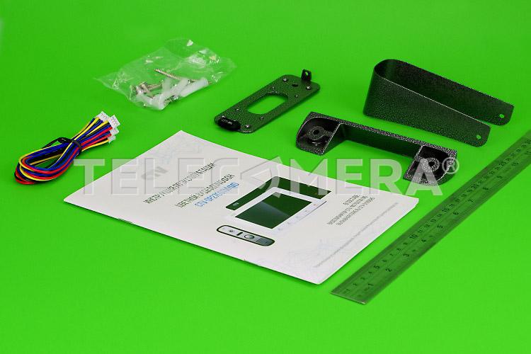 Комплект видеодомофона CTV-DP2700MD W