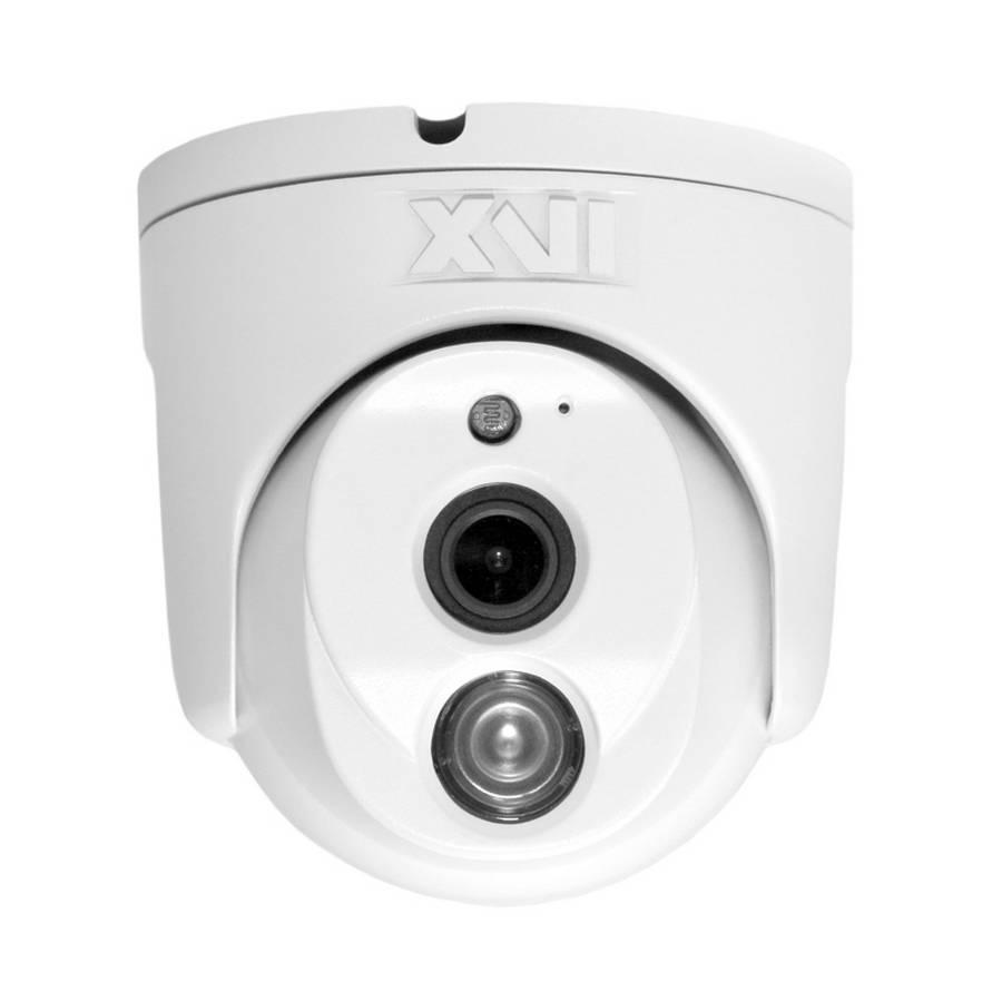 IP-видеокамера антивандальная XVI VI1204CIAP-IR