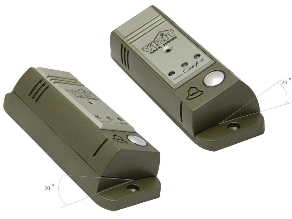 Блок вызова видеодомофона VIZIT БВД-403CPL