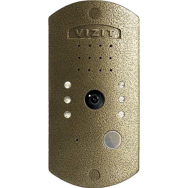 Блок вызова видеодомофона VIZIT БВД-401CBL