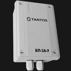 Блок питания малогабаритный уличный TANTOS БП-3А-У