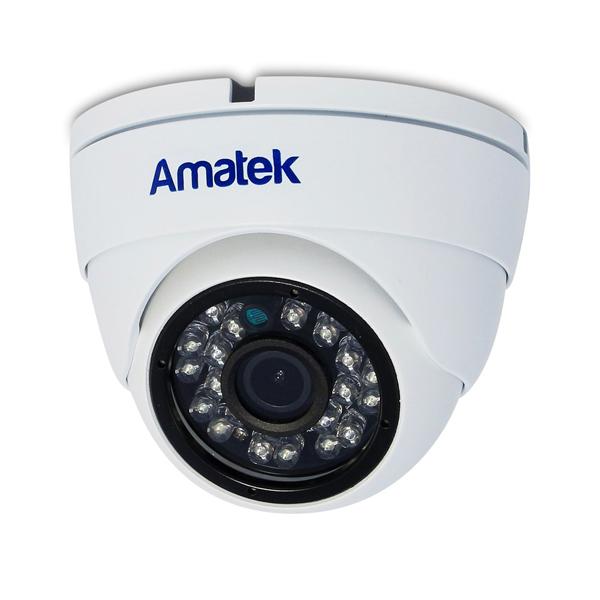 MHD видеокамера антивандальная AMATEK AC-HDV202S v.2(2,8)